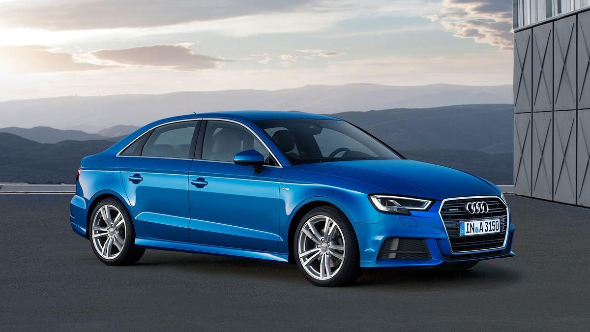 Audi A3. (Photo: Audi)