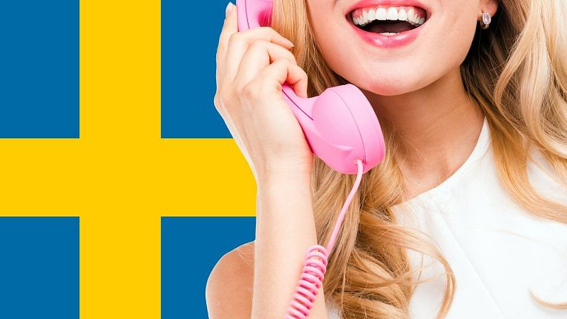 """Sweden's 'Hotline bling' (Photo Courtesy: <a href=""""http://www.thedailybeast.com/articles/2016/04/12/hey-you-folks-in-sweden-i-ve-got-your-number.html"""">thedailybeast.com</a>)"""