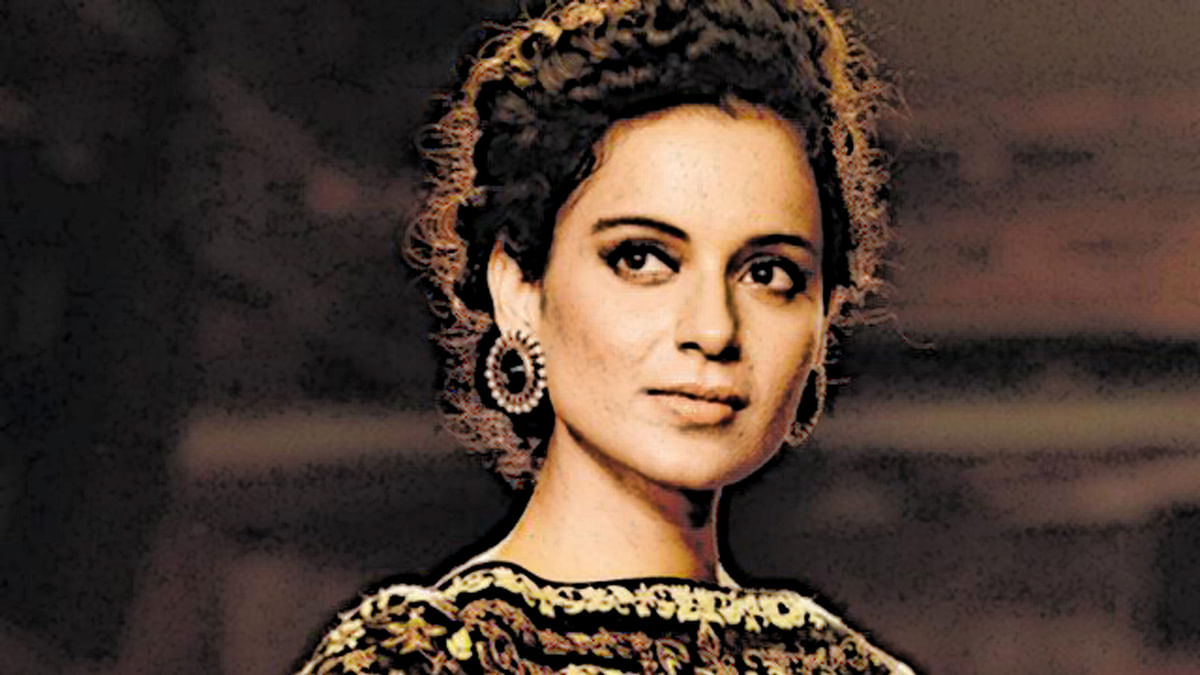 Kangana Ranaut is the perfect example of the fact that India can handle successful women, but not bold ones (Photo: Twitter; altered by The Quint)