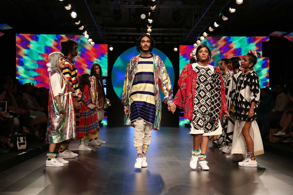 NorBlack NorWhite's a psychedelic collection (Photo: Yogen Shah)