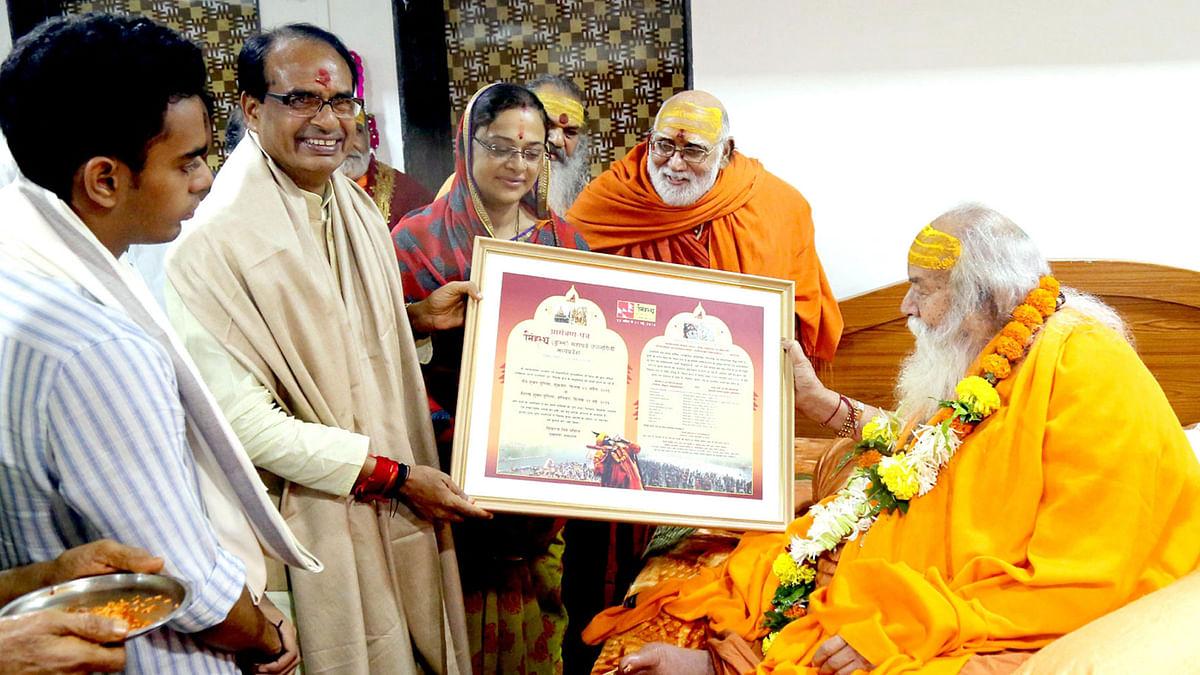 Blame Shirdi Sai Baba  for Maharashtra Drought: Shankaracharya