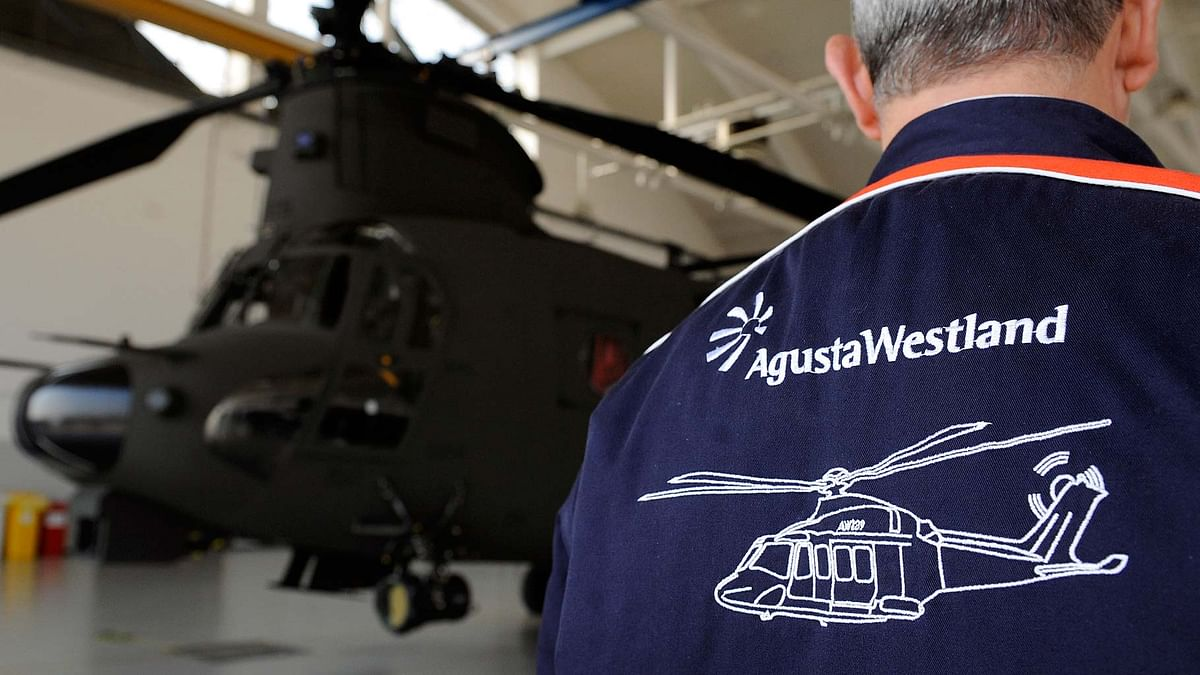 AgustaWestland reportedly paid bribes to top Congress leaders to bag a Rs. 3,600 crore deal. (Photo: Reuters)
