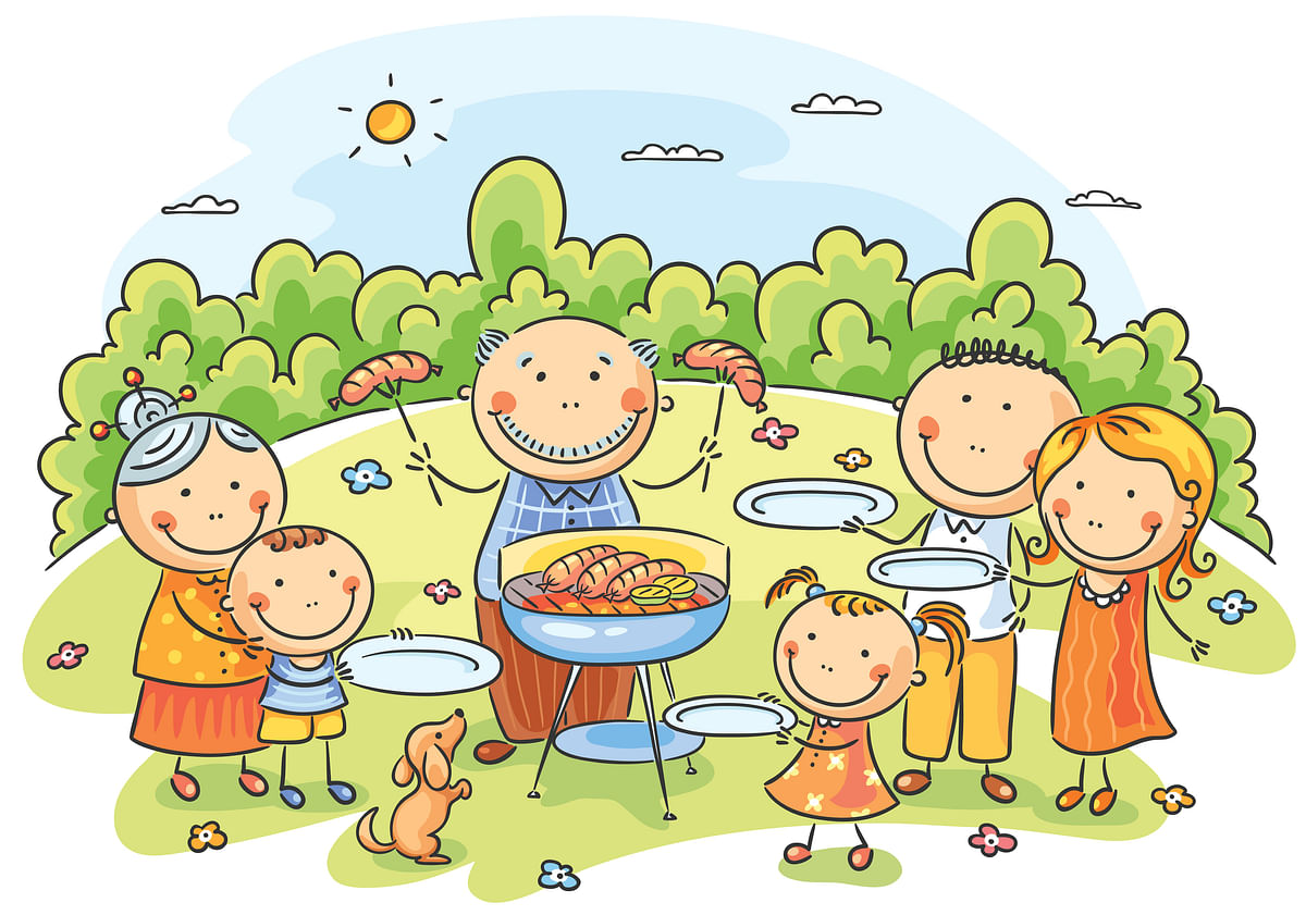 We would eat non-veg outside the house. (Photo: iStock)