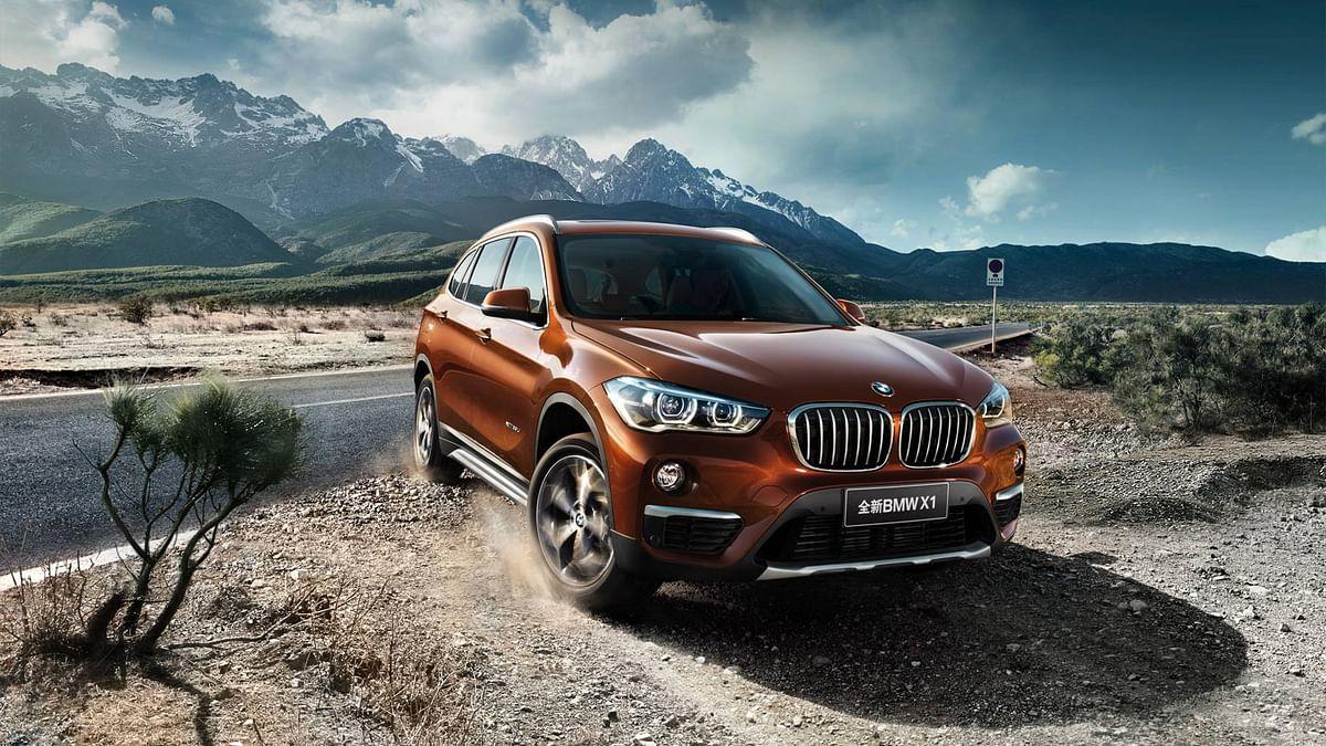 BMW X1 L. (Photo: BMW)