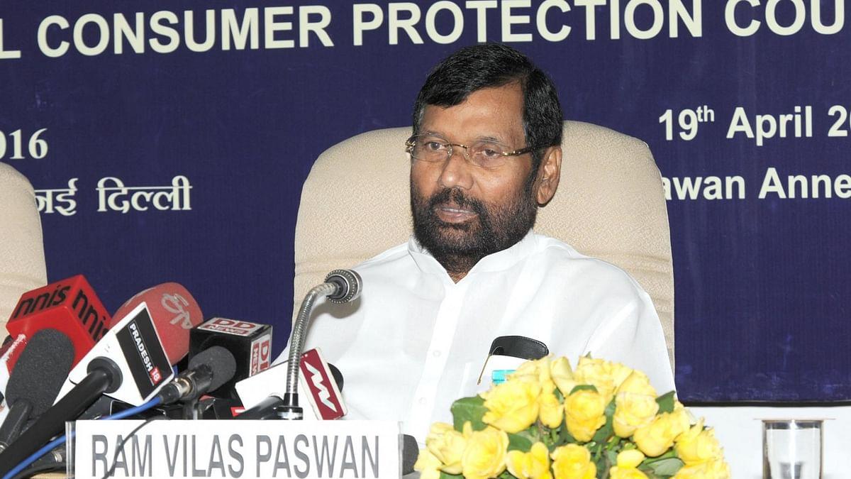 Paswan Challenges Akhilesh & Mayawati: Pick Muslim UP CM Candidate