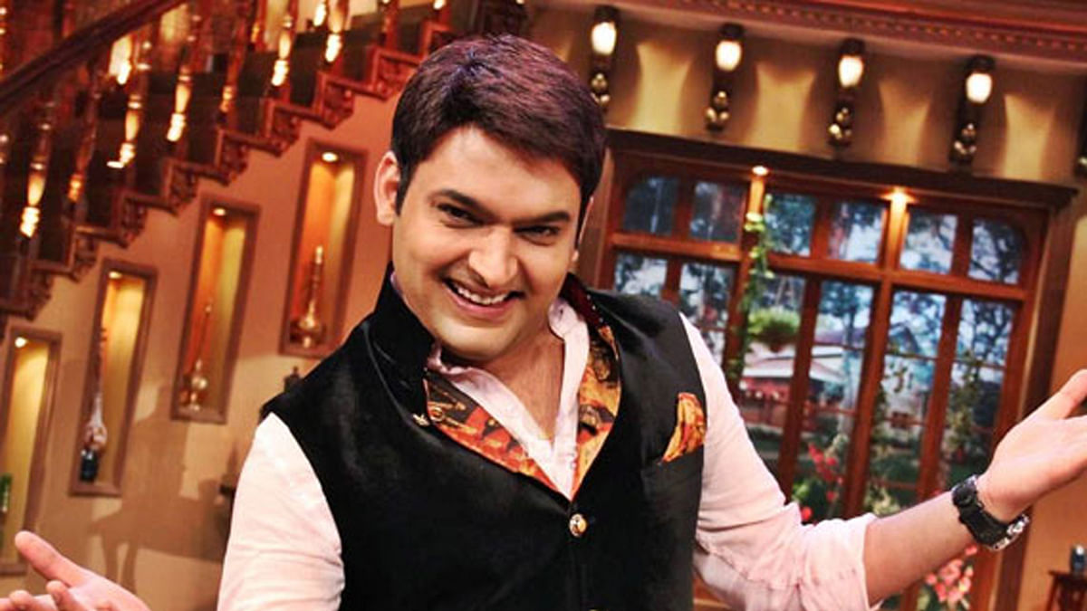 Happy Birthday Kapil Sharma! (Photo: A still from <i>Comedy Nights With Kapil</i>)