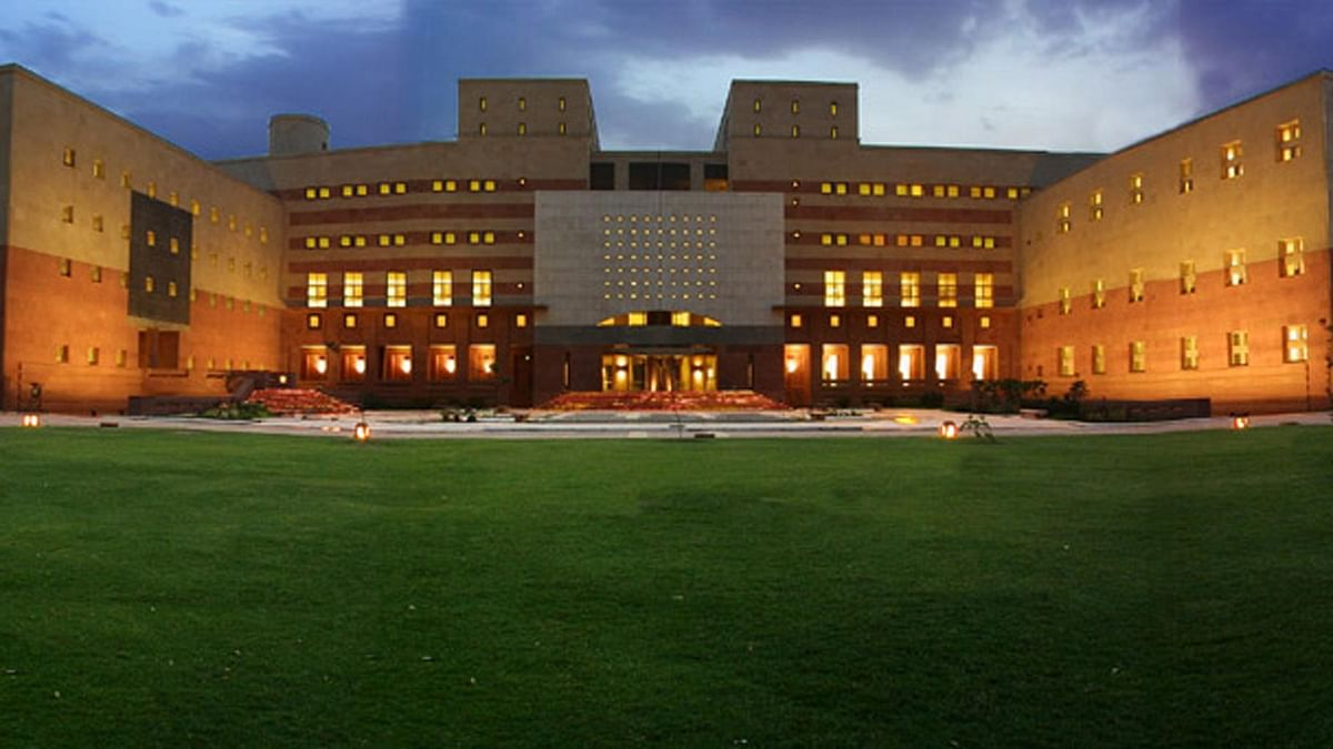 """Indira Gandhi National Centre for the Arts is an autonomous institution under the Union Ministry of Culture. (Photo Courtesy: <a href=""""http://ignca.nic.in/about.htm"""">IGNCA</a>)"""