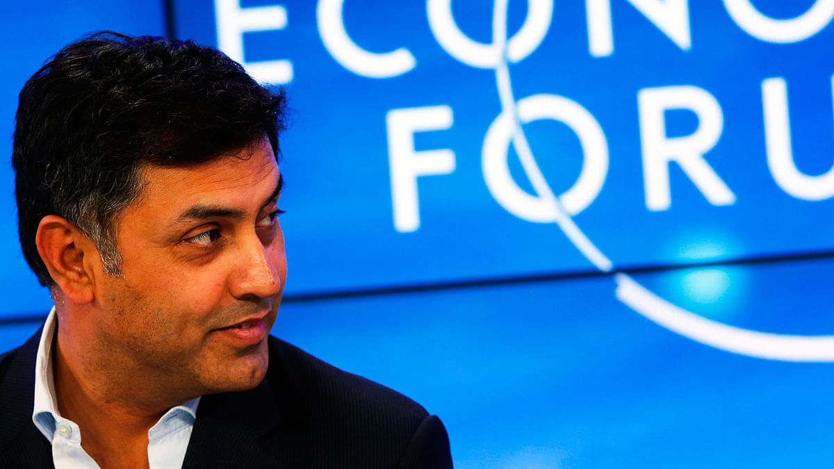 Softbank's Ex-Prez Nikesh Arora Gunning To Become Next Uber CEO?