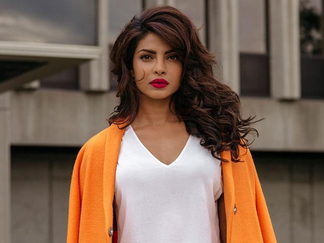 Priyanka Chopra in a still from <i>Quantico</i>