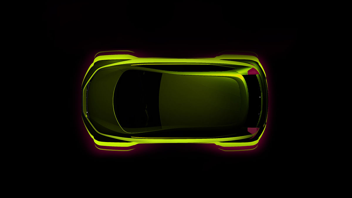 Datsun has teased the Redi-Go. (Photo: Datsun)