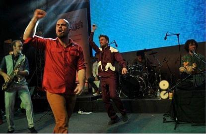 Massive Vibe Live!<i> </i>(Photo: Spriha Srivastava)