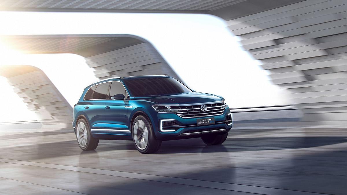 Volkswagen T-Prime GTE Concept. (Photo: Volkswagen)