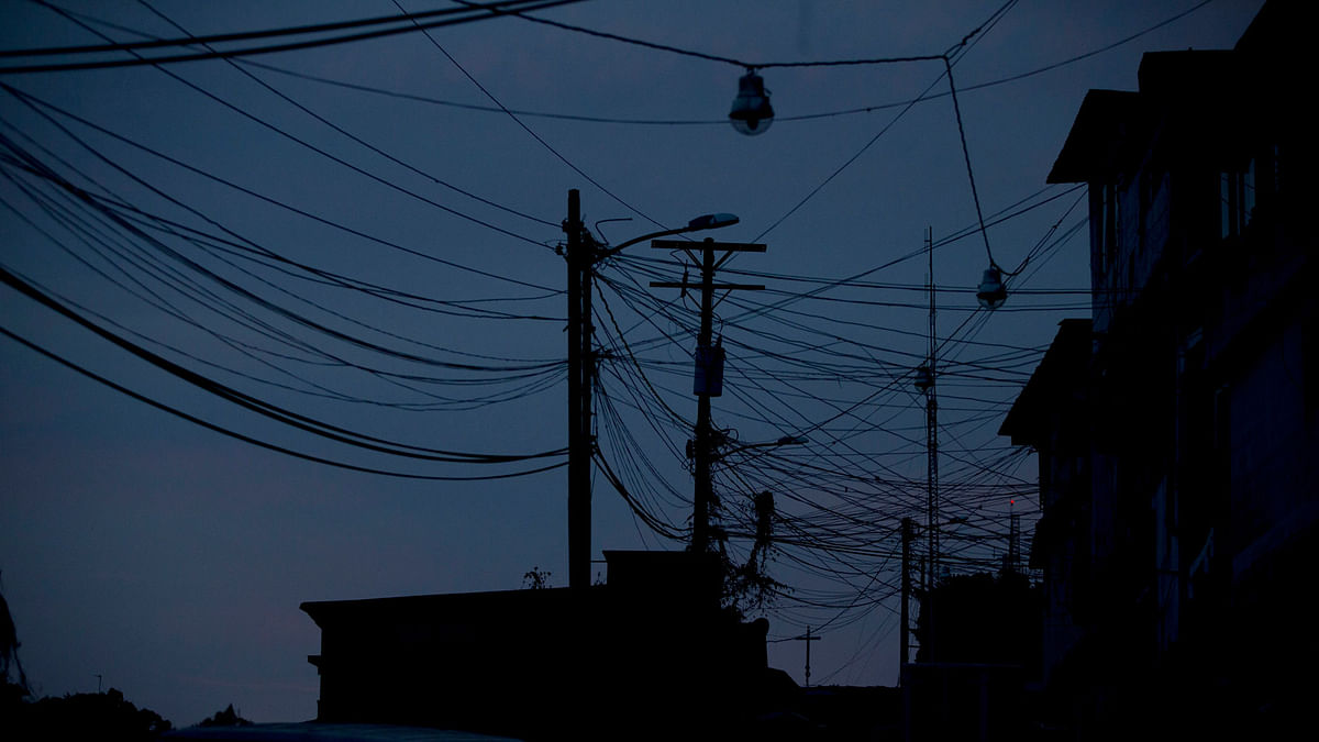 The internet connectivity in the country also 'collapsed' as a result of the blackout. Picture for representational purposes only.