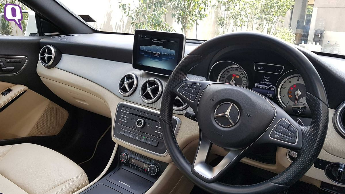 Audi's definitely got an advantage over Mercedes-Benz CLA200 when it comes to the pricing. (Photo: <b>The Quint</b>)