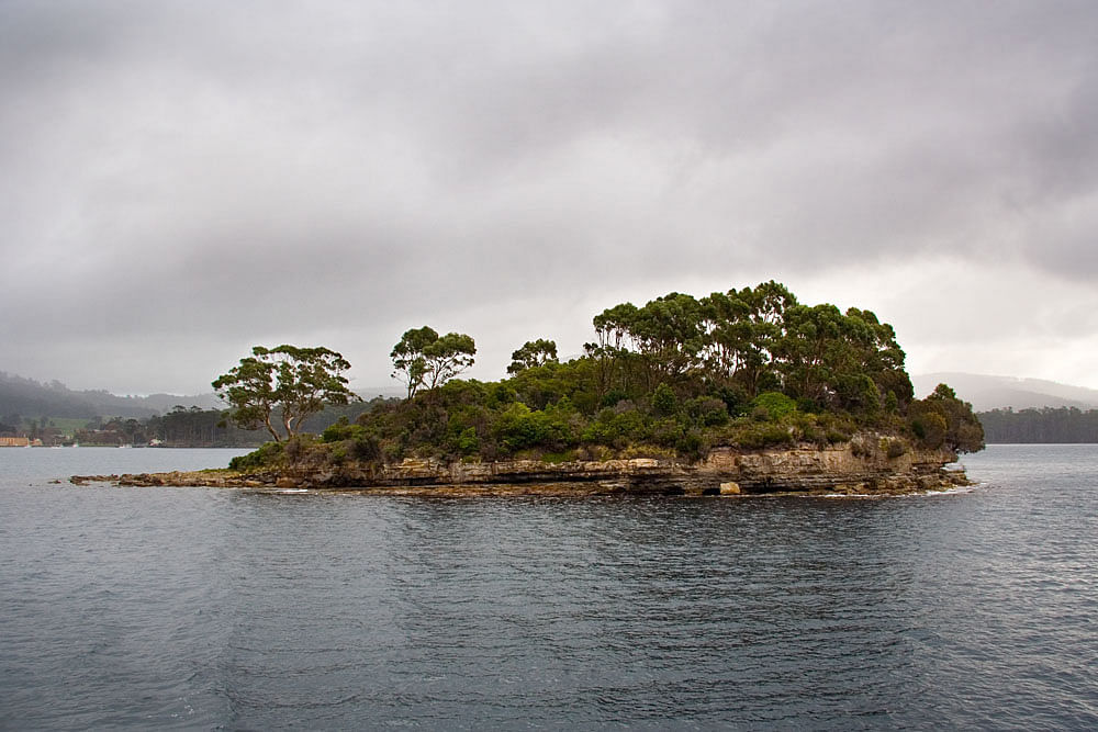View of the Isle of the Dead. (Photo: Wikimedia Commons/Reuters)