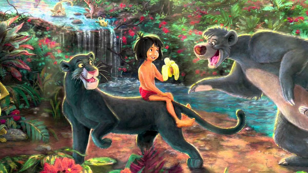 Jungle Book.