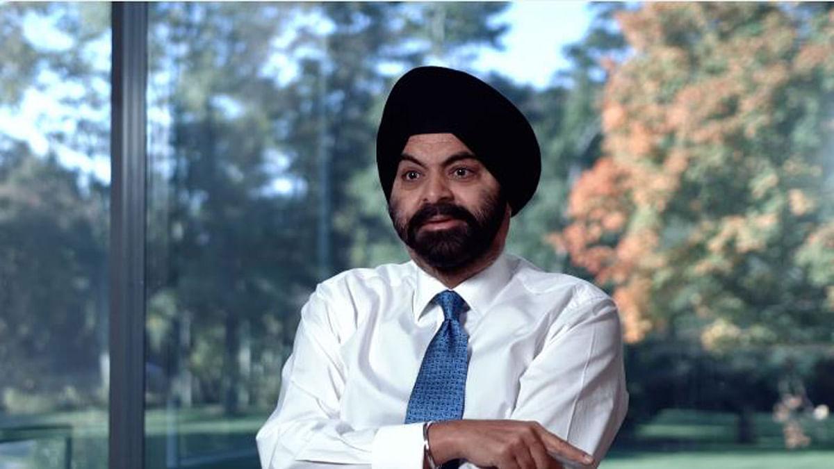 "CEO of Mastercard, Ajay Banga. (Photo: <a href=""https://www.youtube.com/watch?v=DAH6Dk9J8KI"">YouTube Screengrab</a>)"