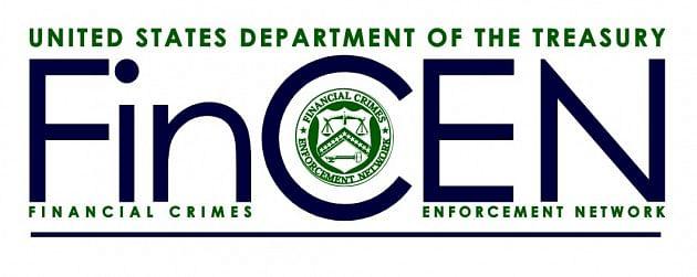 "FinCEN's logo. (Photo Courtesy: FinCEN <a href=""https://www.fincen.gov/"">website</a>)"