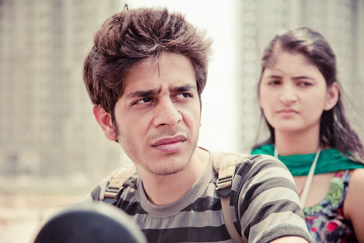 Shashank Arora and Shivani Raghuvanshi in <i>Titli</i>