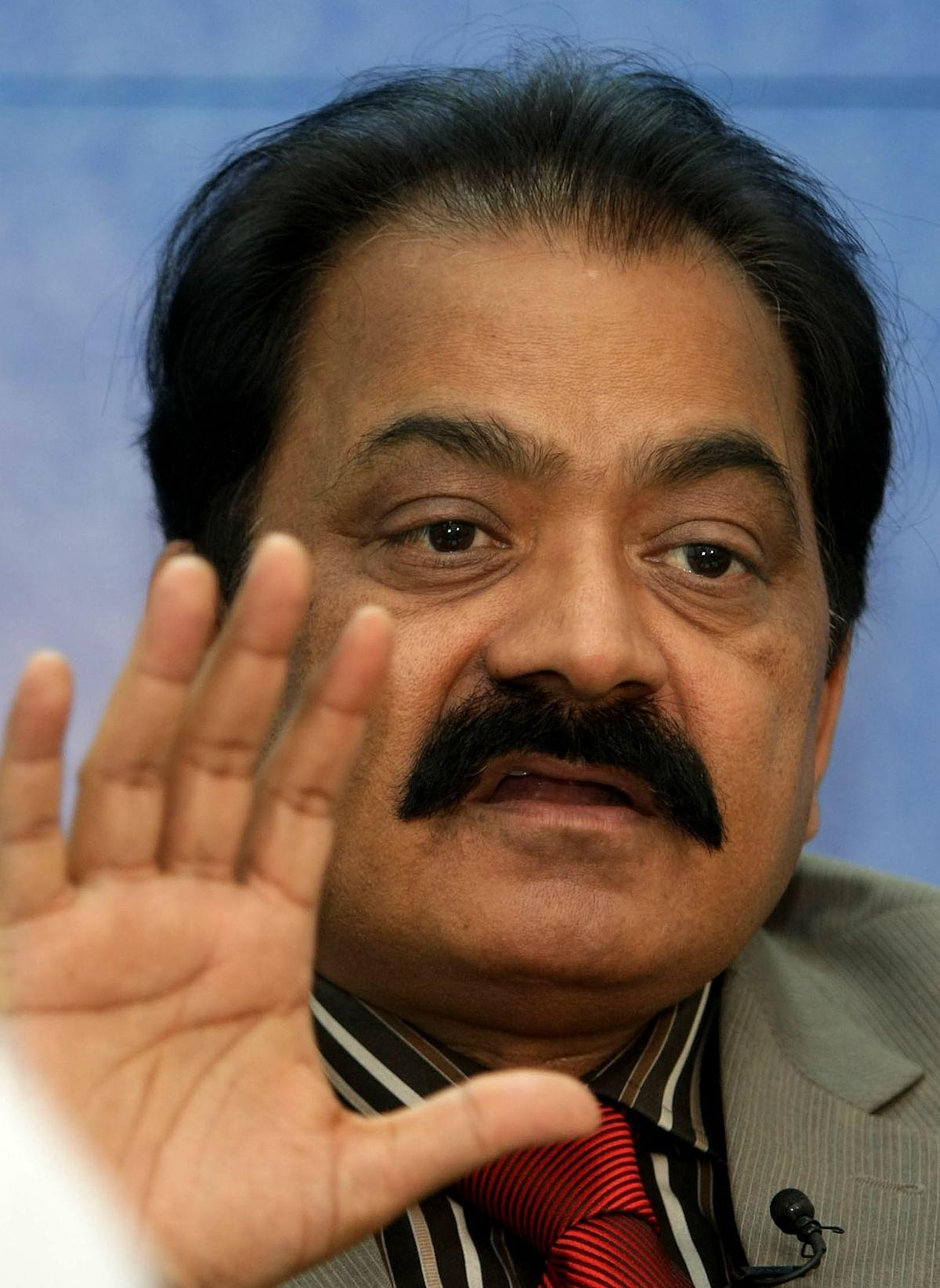 Rana Sanaullah, Law Minister, Punjab province. (Photo: AP)