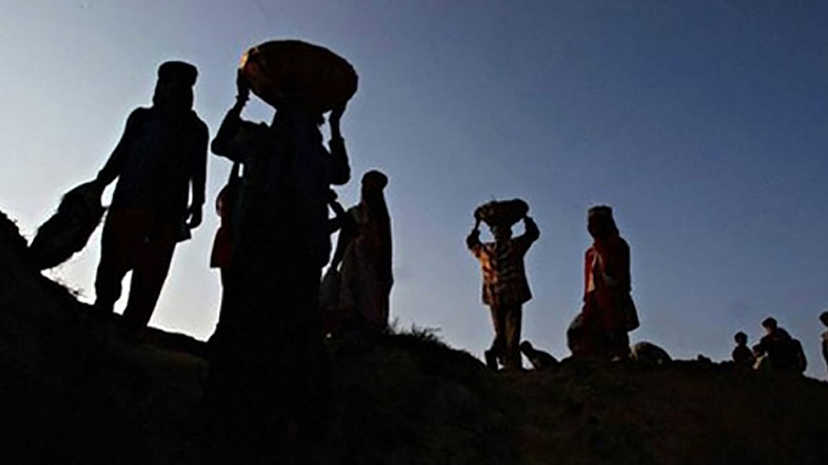 Supreme Court asked the Centre that relief for MGNREGA workers must be released now. (Photo: PTI)