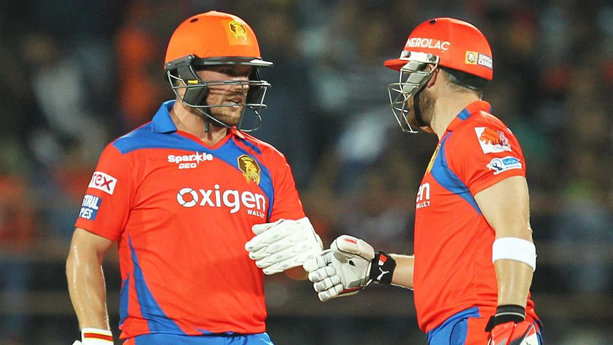 The opening duo added 85 runs for the first wicket (Photo: BCCI)