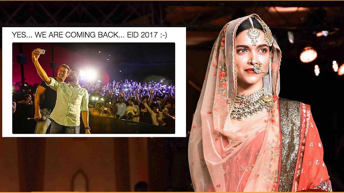 Deepika Padukone and Salman to come together in Kabir Khan's next (Photo: Yogen Shah)