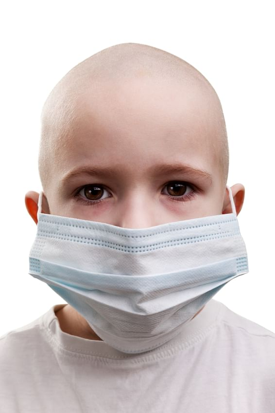 In the western world, more than 80% of kids with cancers are cured and lead near-normal lives.
