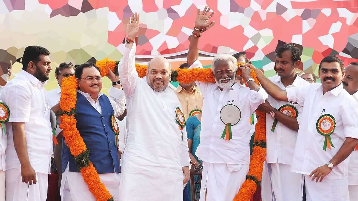 BJP's Kerala Story: From a Ground Force to The Foreground