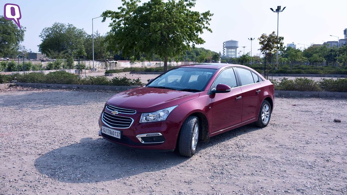 The refreshed 2016 Chevrolet Cruze. (Photo: <b>The Quint</b>)