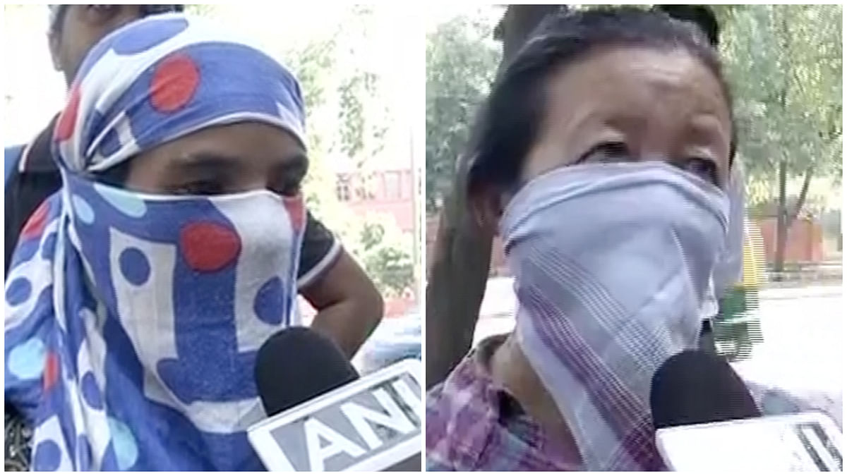 The two women from Nepal were allegedly raped, enslaved and tortured by a senior Saudi diplomat. (Photo Courtesy: ANI)