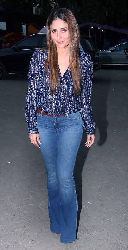 Kareena Kapoor at a Ki and Ka promotional event. (Photo: Yogen Shah)