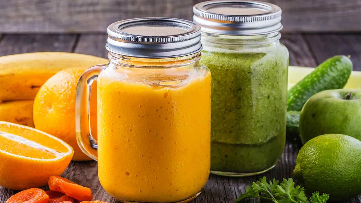 If you really believe that a diet of special juices worth Rs 450 a day will help you lose weight and put you on a path of eating clean then you must also believe in the healing powers of crystals and vitality bestowing magnets? (Photo: iStock)