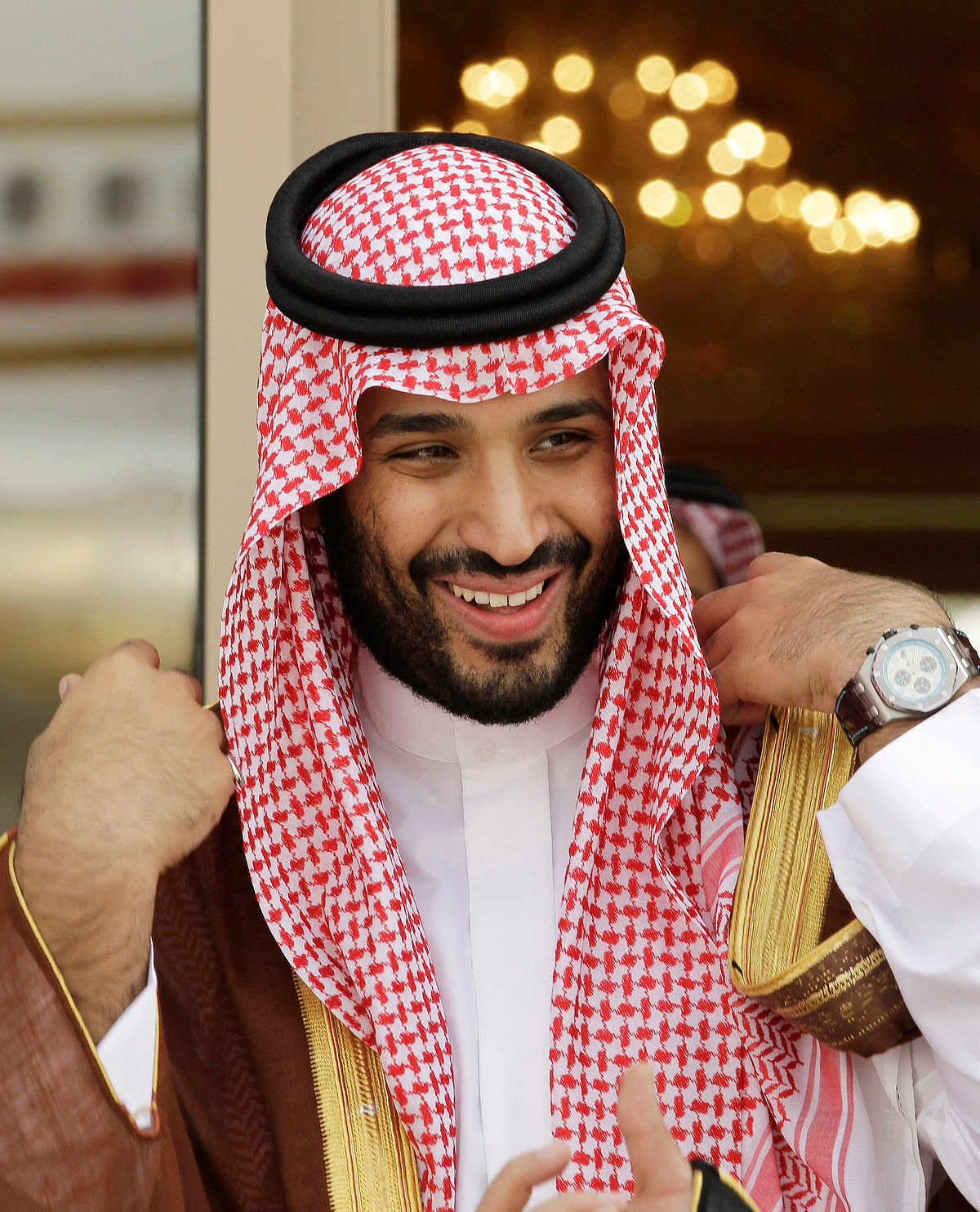 A file photo of Prince Mohammed bin Salman. (Photo: AP)