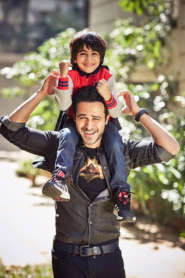 Emraan Hashmi has written a book unfolding the pages of the struggle and hardship of his  son Ayan's cancer treatment.