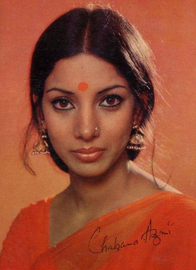 Shabana Azmi: (Photo: eBay)