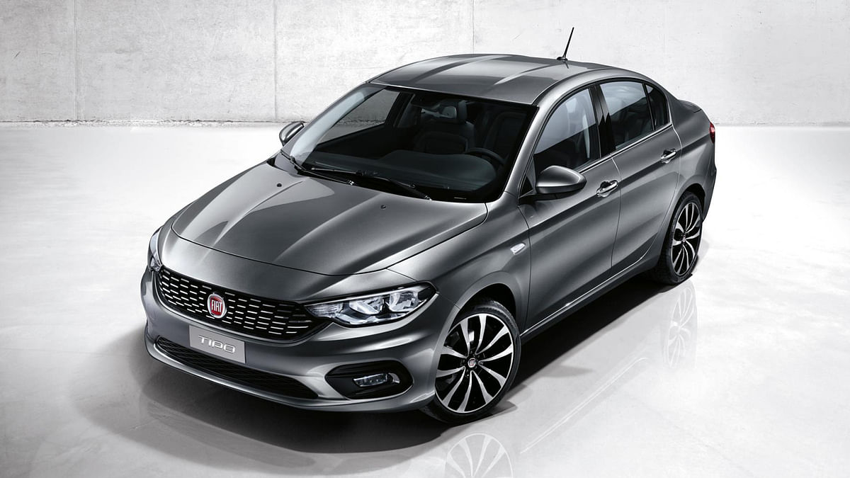 Fiat Tipo Sedan. (Photo Courtesy: Fiat)
