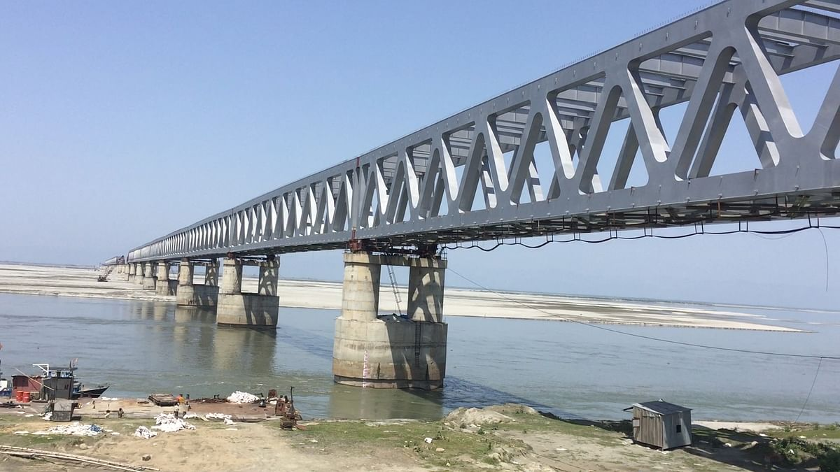 China Denies Building Tunnel to Divert Brahmaputra Waters
