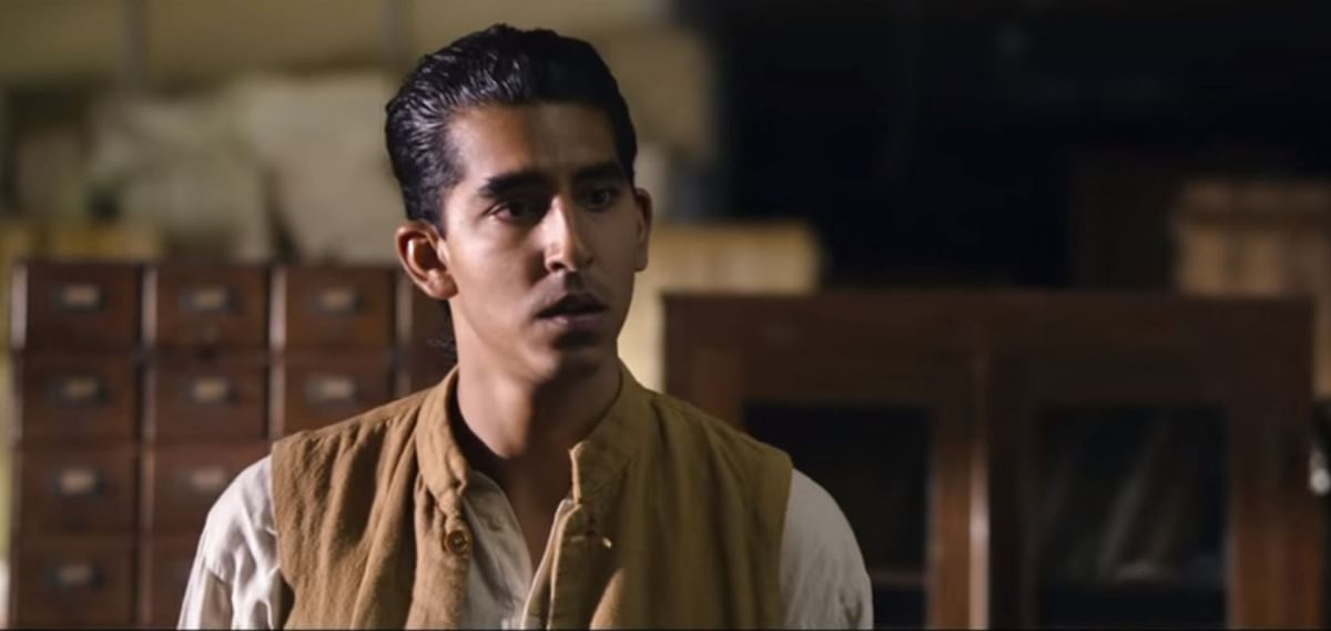"Dev Patel as Ramanujan in the movie <i>T</i><i>he Man who Knew Infinity: A life of the genius Ramanujan</i>. (Photo Courtesy: Youtube/<a href=""https://www.youtube.com/watch?v=oXGm9Vlfx4w"">Movieclips Trailers</a>)"