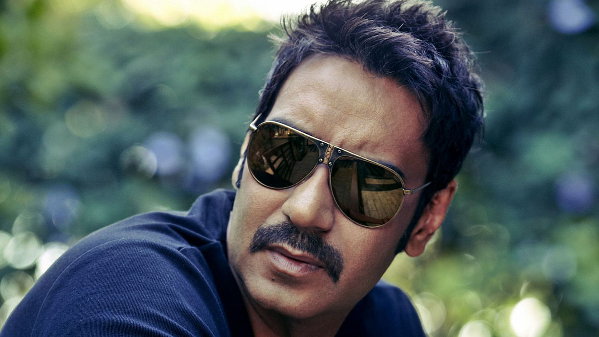 Happy Birthday Ajay Devgn!