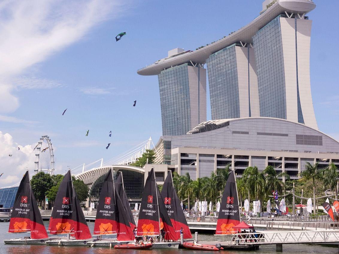 Sailing into a brighter future Photo: iStock