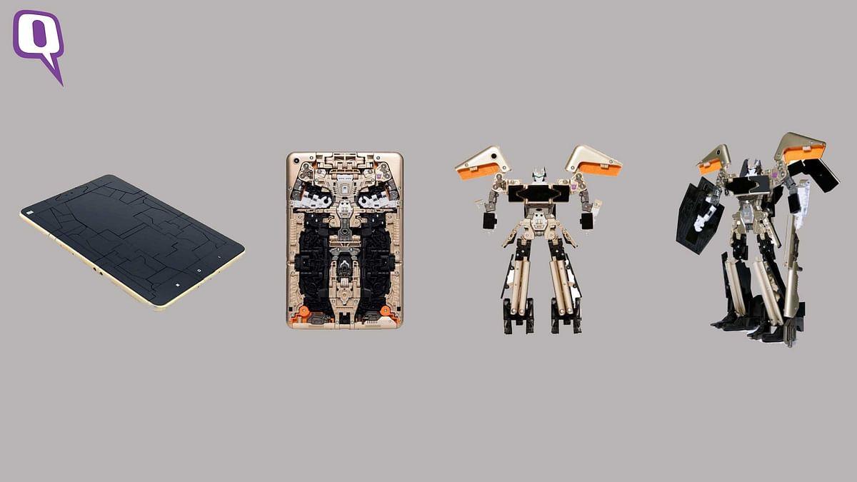 Xiaomi's Mi Pad 2 Toy. (Photo: <b>The Quint</b>)