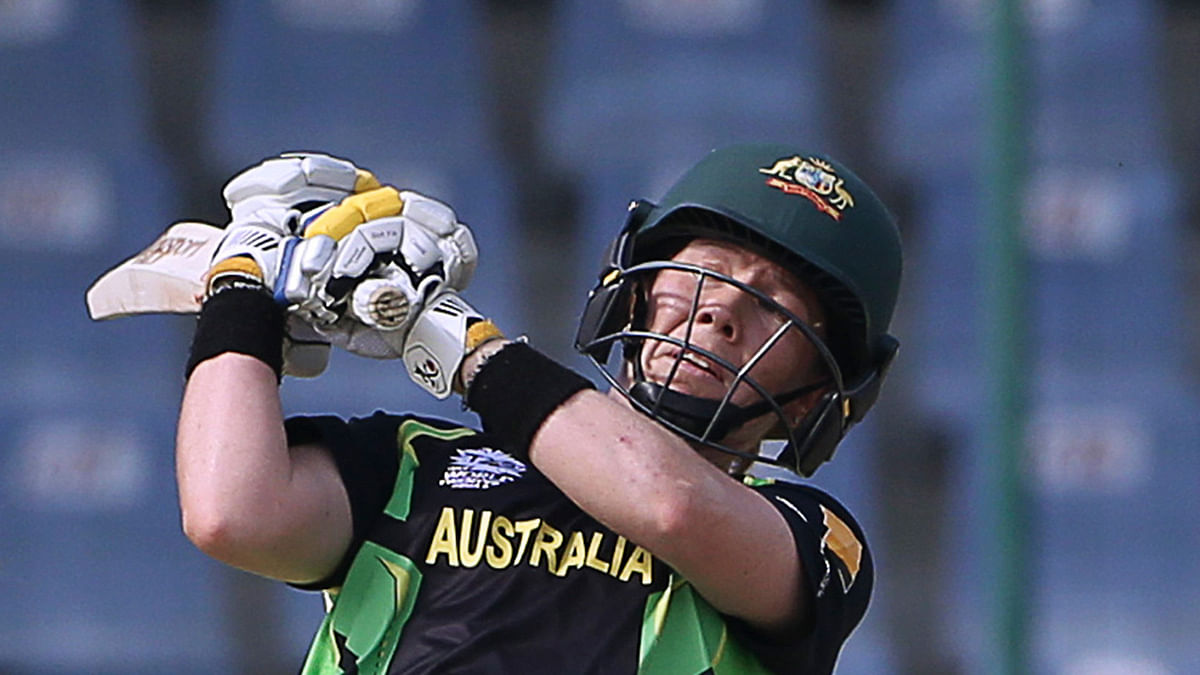 Alex Blackwell in action during the ongoing ICC WT20 (Photo: AP)