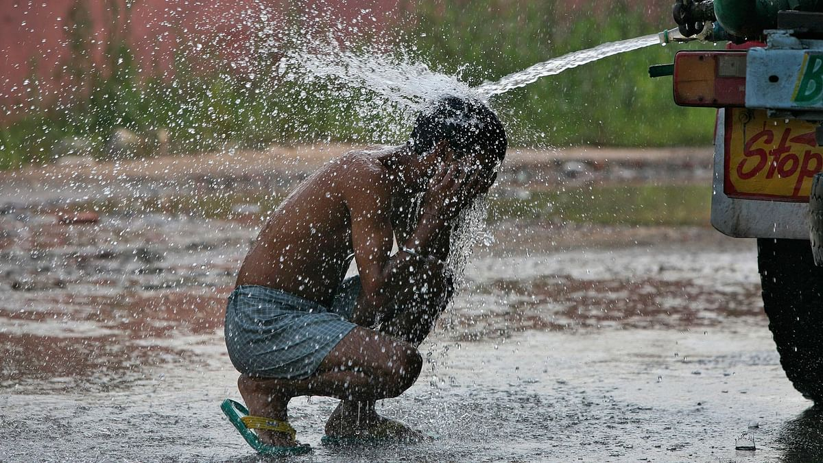 At 46 Degree Celsius, Delhi Records Hottest Day This Season