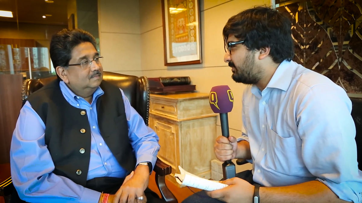 FICCI Chief  on Investment, Land Acquisition &  Football in Bengal