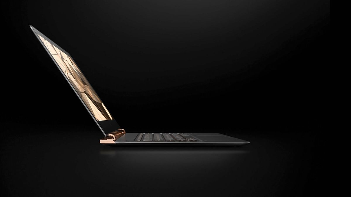 The all new HP Spectre 2016. (Photo: HP)