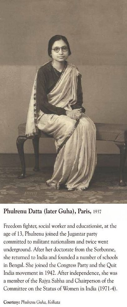 """Phulrenu Datta.(Photo: Courtesy  <a href=""""http://www.feministpress.org/books/malavika-karlekar"""">Malavika Karlekar</a>.)"""