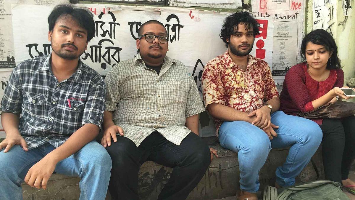 Jadavpur Students Discuss Kanhaiya, Rohith And The Bengal Polls