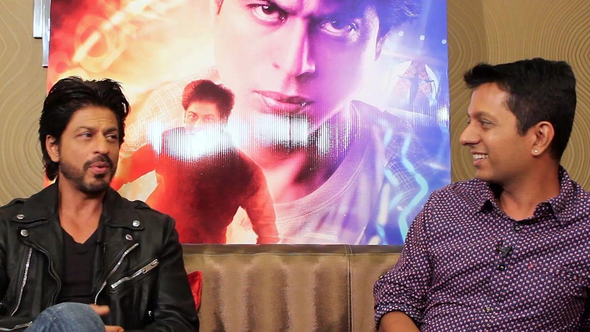 QWrap: SRK Exclusive, Ukraine Stabbing, Will-Kat in India