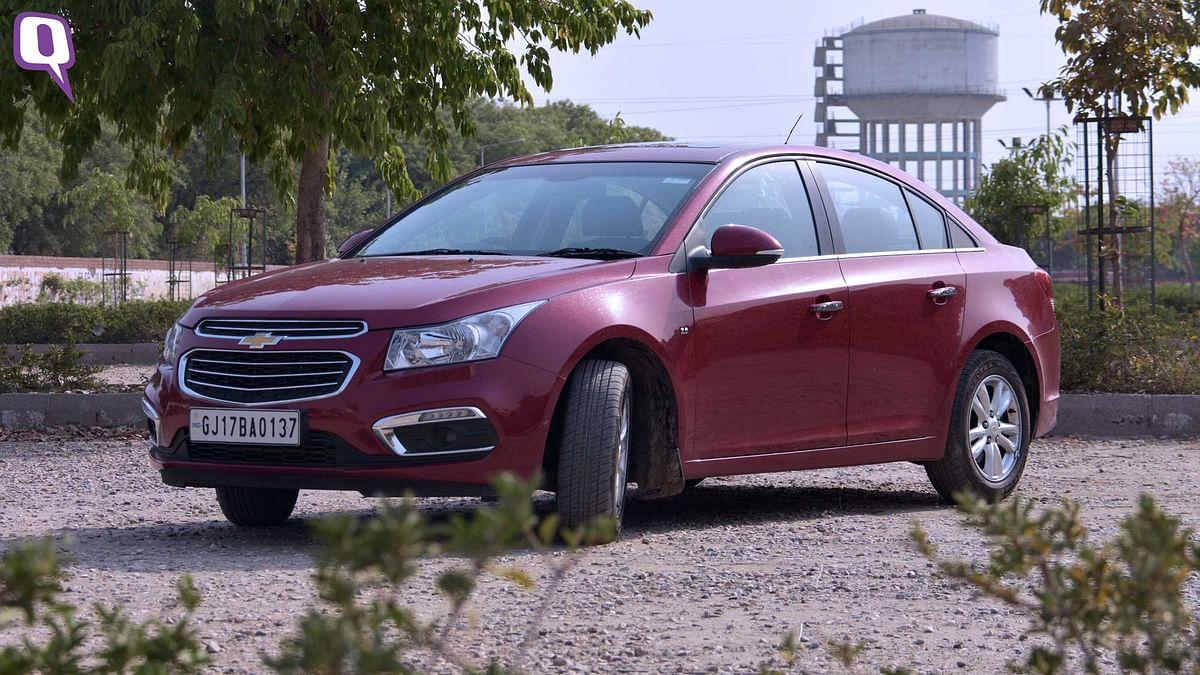 The Chevrolet Cruze. (Photo: <b>The Quint</b>)